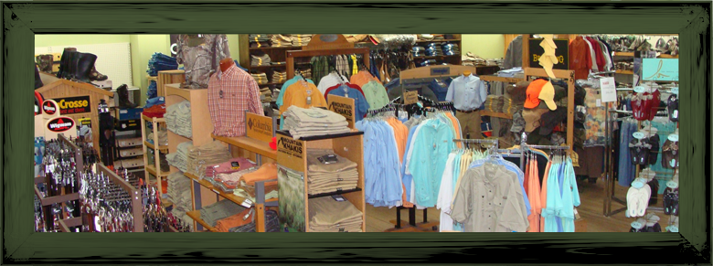 Ivey's Outdoor Clothing and Footwear