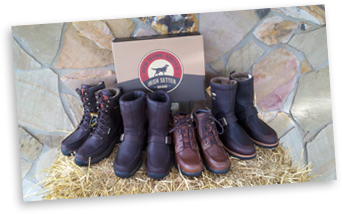 Outdoor Footwear Irish Setter