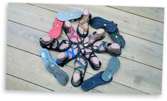 Outdoor Footwear Chaco Circle