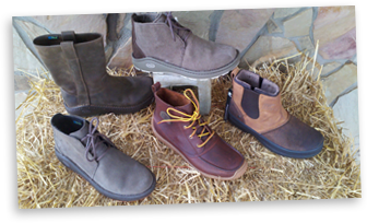 Outdoor Footwear Sorrel and Chaco